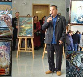 """Богата палитра от емоции в """"Автопортрет""""-а на Нистор Хаинов"""