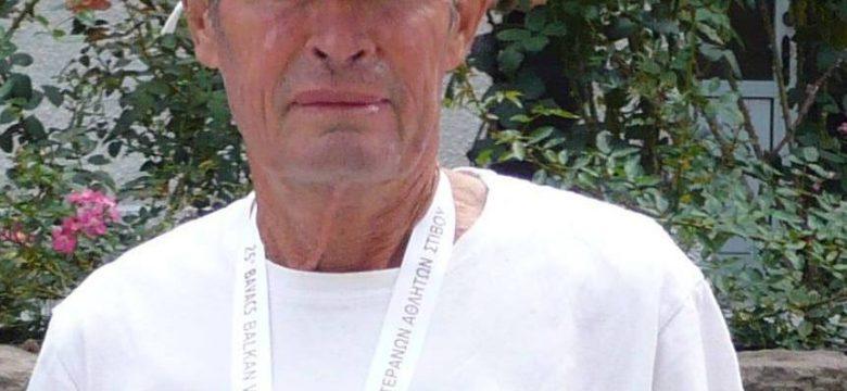 Лекоатлетът ветеран Петър Петров вече 35 години участва в Софийския маратон