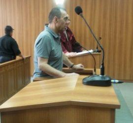 Пловдивският съд отказа да пусне на свобода Иван Евстатиев