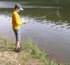 """Състезание """"Детето риболовец може без дрога"""" организират от СЛРД """"Глиган"""""""