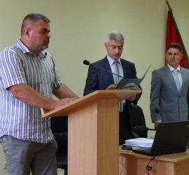 Томи Наплатанов положи клетва като общински съветник