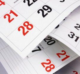 249 дни са работните дни догодина