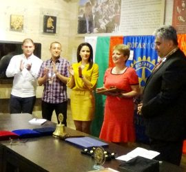 Адвокат Стоян Джубелиев е новият президент на  Ротари клуб – Панагюрище