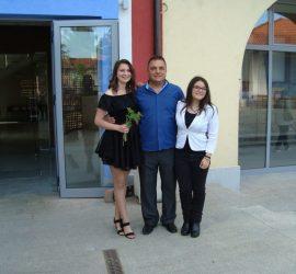 Младите художнички Анастасия Лулчева и София Николаева ще участват в Международен пленер през април в Пловдив