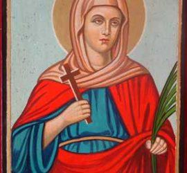 Днес почитаме Света Неделя