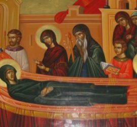 Почитаме св. Анна, майка на пресвета Богородица