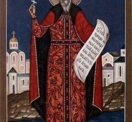 На 15 юли църквата почита Свети равноапостолен велик княз Владимир