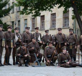 """Членове на РК """"Традиция""""-Панагюрище ще участват в международна военноисторическа възстановка"""