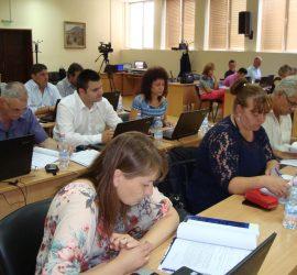 Днес Общински съвет-Панагюрище се събира на заседание за втори път този месец