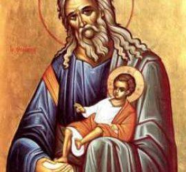 Почитаме Свети Симеон и новата църковна година