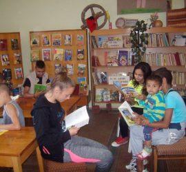 Забавно лято за децата от село Баня