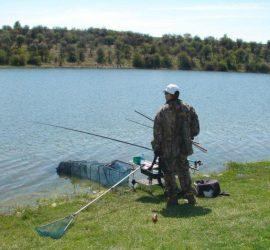 700 билета за любителски риболов са издадени от началото на годината
