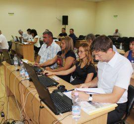 Дневен ред от 13 точки и три общи събрания на предстоящата на 28 юни сесия на Общински съвет- Панагюрище