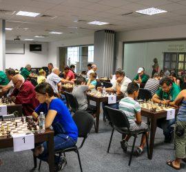 Турнир по шахмат в чест на Новата година