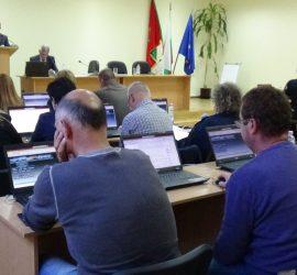 Местният парламент предостави безвъзмездно помещение за офис на Агенцията по геодезия, картография и кадастър в Панагюрище