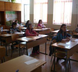 Седмокласниците ще държат само три изпита за национално външно оценяване