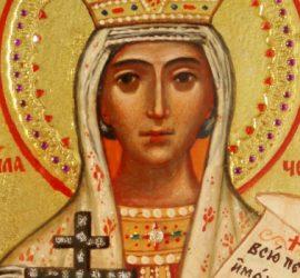 Православната църква чества паметта на Св. Людмила Чешка