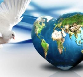 Отбелязваме Международния ден на мира