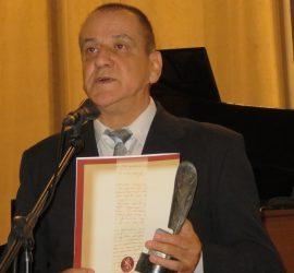 """Поетът Боян Ангелов бе удостоен с Националната литературна награда """"Захарий Стоянов"""""""