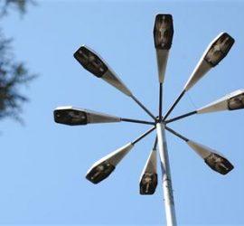 Община Панагюрище обяви обществена поръчка за поддържане на уличното осветление