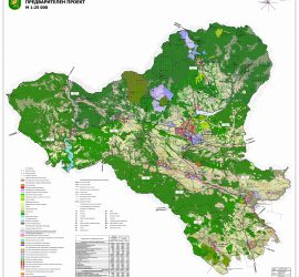 Одобряват Общия устройствен план на община Панагюрище
