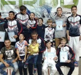 """СК """"Топалов"""", с. Бъта е носител на Купата на кмета на Перник от турнир по джудо"""