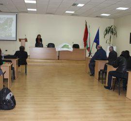 Проведе се обществено обсъждане на проекта  на Общ устройствен план на община Панагюрище