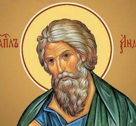 Почитаме Св. Андрей Първозвани, народът вярва, че денят започва да расте