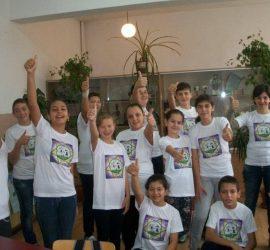 """В ОУ """"20 април"""" официално стартираха новия проект """"Тормозът и умения, които имат значение през граници"""" по програма """"Еразъм +"""""""