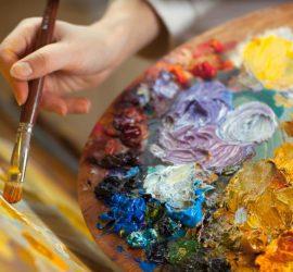 Ден на българския художник и празник на св. Пимен Зографски