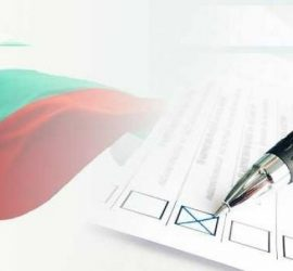 1 834 избиратели са гласували в община Панагюрище към 10 часа. Право на глас имат 21 071 лица