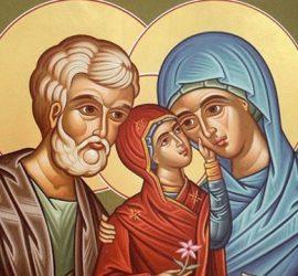 Днес църквата почита Света Анна – покровителка на брака и майчинството