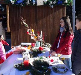 Над 1200 лева бяха събрани от благотворителния Коледен базар на БЧК-Панагюрище