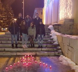 Доброволците от БМЧК – Панагюрище ще отбележат Световния ден за борба със СПИН-1 декември