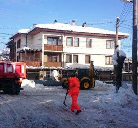 Избират фирма за зимното поддържане в община Панагюрище
