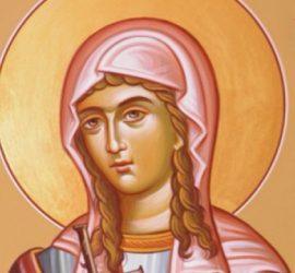 Днес почитаме Света мъченица Татяна