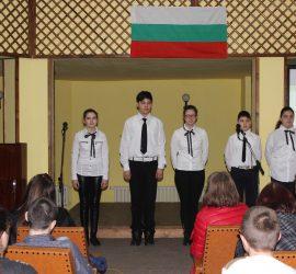 """Рецитаторски умения показаха участниците в конкурса """"… И мойте песни все ще се четат"""""""