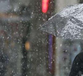 Застудяване, силен вятър и интензивни валежи в четвъртък