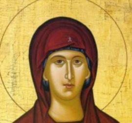 Почитаме паметта на св. Евдокия