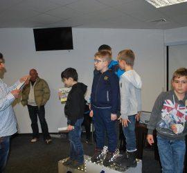 """При високо ниво на майсторство и в оспорвани битки премина шахматният турнир """"Детска Радост""""- 2"""