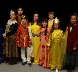 """Малките театрали от Школата по изкуствата ще представят пиесата """"Неродена мома"""""""