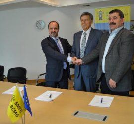 С подобрени условия за работещите в добивния бранш беше подписан новият отраслов колективен трудов договор