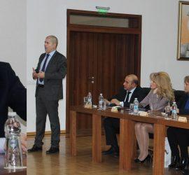 Двама министри бяха запознати с напредъка на дуалното образование и други добри практики в Панагюрище