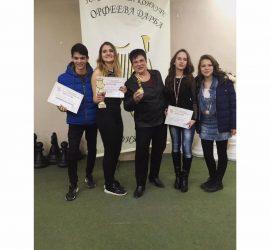"""Възпитаници на Школата по изкуствата с медали от """"Орфеева дарба"""""""