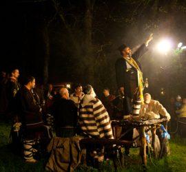 """""""Заклятието на оборищенци"""" оживява днес в село Баня"""