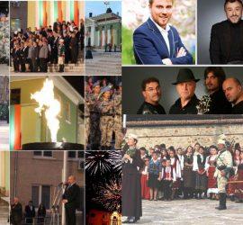 """И концерт с участието на Миро, Любо Киров и рок група """"СИГНАЛ"""" в поредицата събития, с които Панагюрище ще отбележи 141 години от Априлската епопея"""