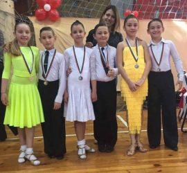 """Поредни отличия за децата на Клуб за спортни танци """"Импулс – Панагюрище"""""""