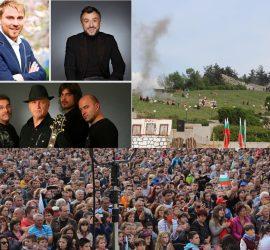 Историческа възстановка и празничен концерт събират стотици днес в Панагюрище