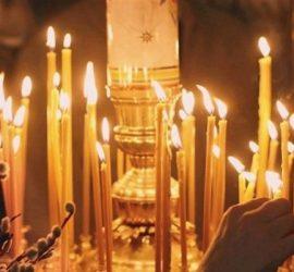 Службите за Великден ще бъдат пред храмовете