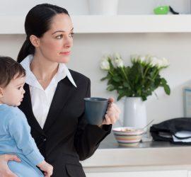От 1 юни майките, започнали по-рано работа, ще получават половината от майчинството си